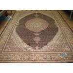 شش متری دستباف طرح جدید ماهی سیزده متن پنجاه رج گل ابریشم