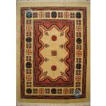 قالیچه قشقایی شیراز طرح مهر