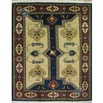 قالیچه دستباف اردبیل طرح گلزار تولیدی وثوقی
