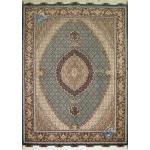 قالیچه دستباف نقشه جدید ماهی رنگ ویژه پنجاه رج