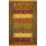 قالیچه گلیم سوزنی