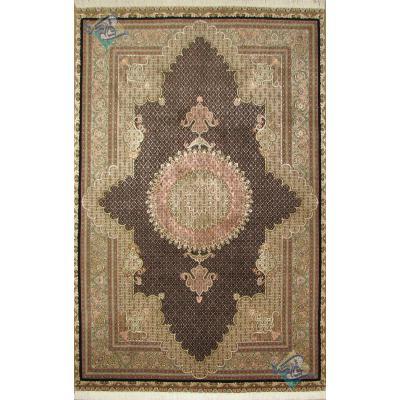 Six Meter Tabriz Carpet Handmade Mahi Design