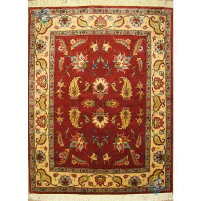 قالیچه اراک طرح افشان پشم اعلا