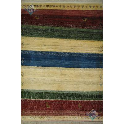 Rug Gabeh Carpet Handmade Flag Design