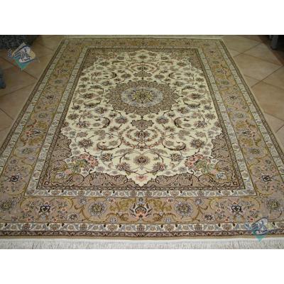 Rug  Esfahan Carpet Handmade Bergamot Design