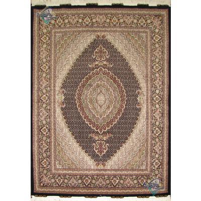 قالیچه دستباف نقشه جدید ماهی یازده متن پنجاه رج