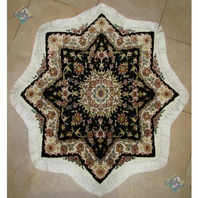 فرش تبریز طرح ستاره
