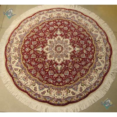 Circle Tabriz Handmade Taghizadeh Design