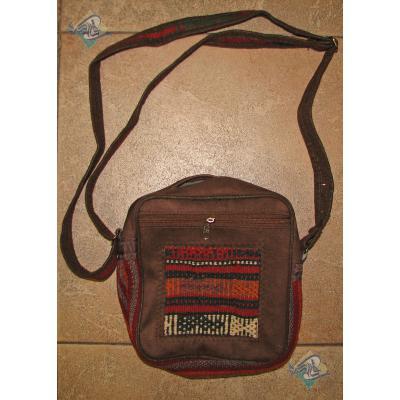 کیف جاجیم دار دستباف