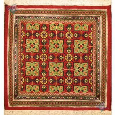 Tableau Carpet Handwoven Sirjan Vagireh Design all Wool